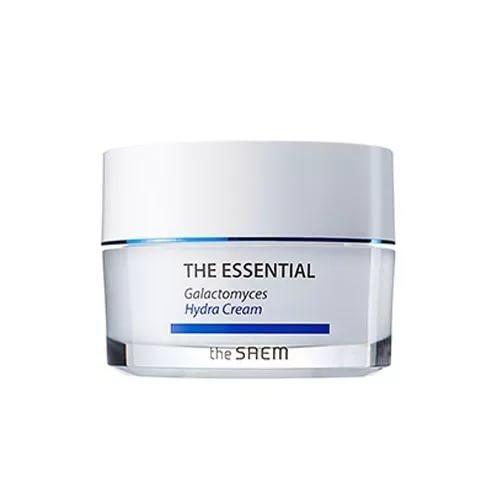 Основной уход Крем для лица увлажняющий с фильтратом дрожжей the SAEM The Essential Galactomyces Hydra Cream iапрмо.jpg