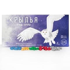 «Крылья. Птицы Европы» + набор реалистичных ресурсов