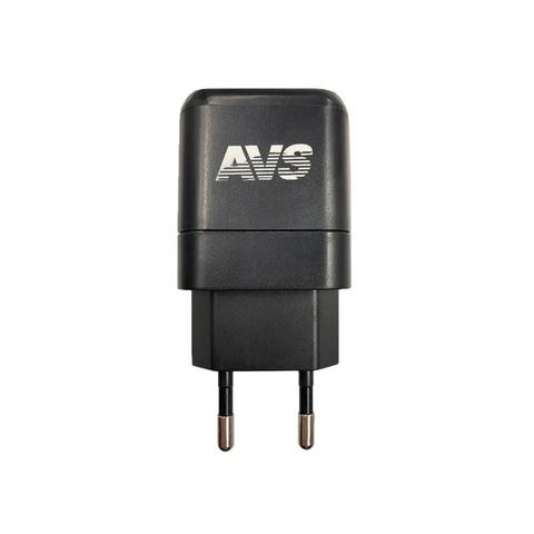 Сетевое зарядное устройство USB AVS 2 порта UT-724 (2,4А)