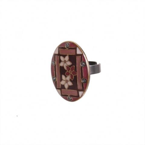 Кольцо Незабудки K75805-5 V