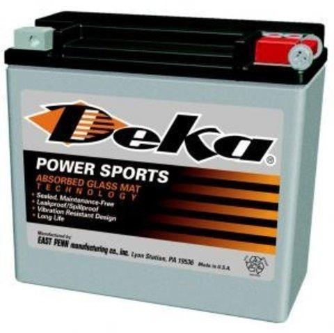 Аккумулятор DEKA ETX15L