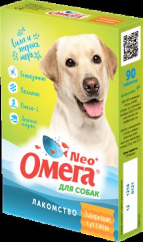 Омега Neo+ Здоровые суставы для собак 90 таб.
