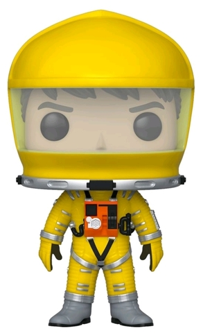 Фигурка Funko POP! Vinyl: NYCC Exc: Space Odyssey: Dr Frank Poole w/Yello (Exc)