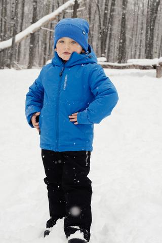 Утепленные брюки Nordski Kids Montana Black детские