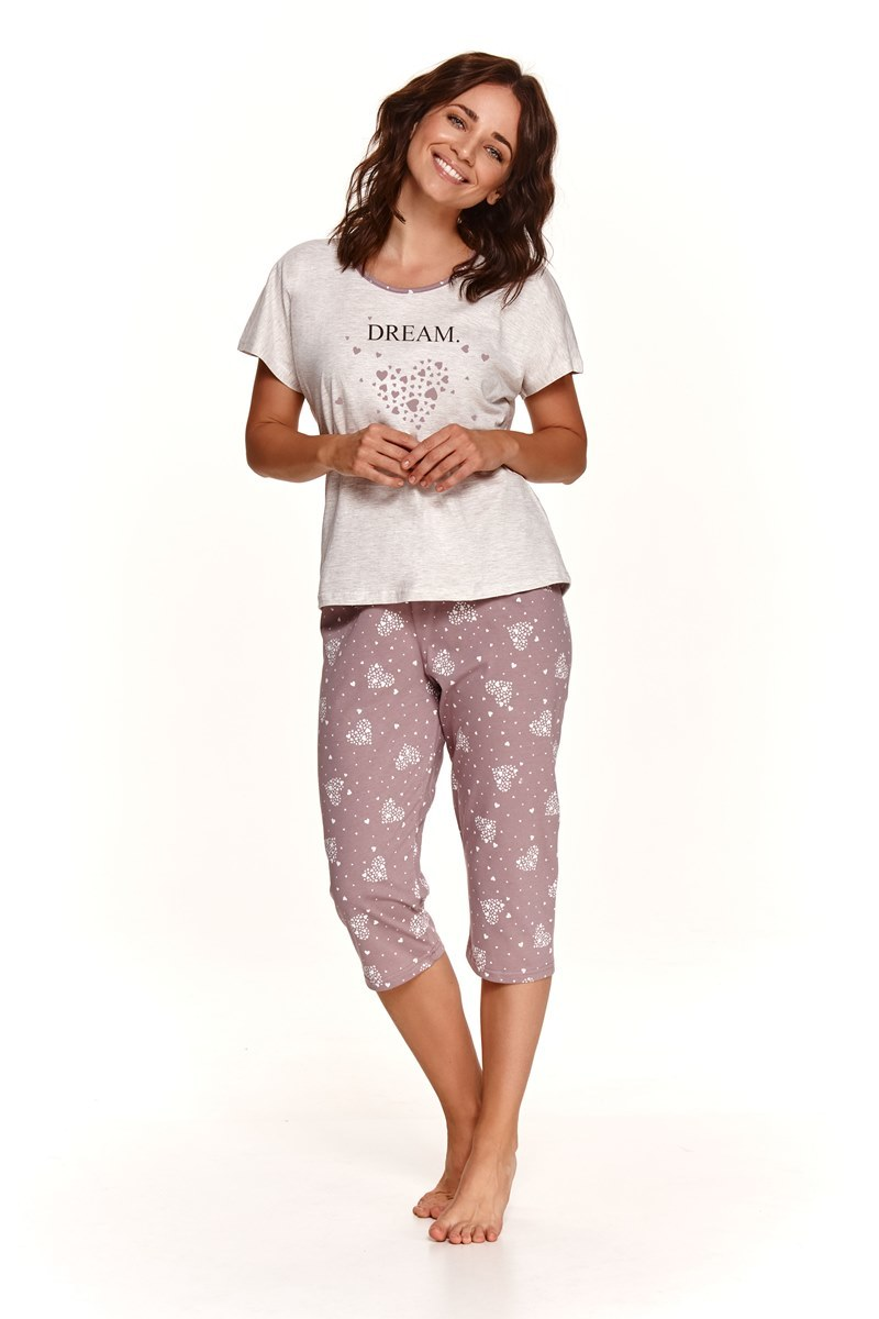 Пижама женская со штанами TARO 2542 SS21 ESTERA