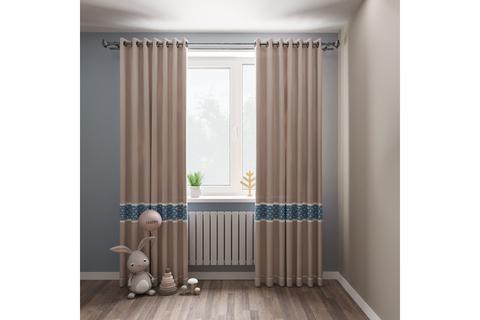 Комплект штор для детской комнаты Tetrix