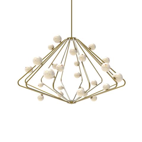 Потолочный светильник копия CHERRYBOMB CAGE CBC.26.01 by Lindsey Adelman