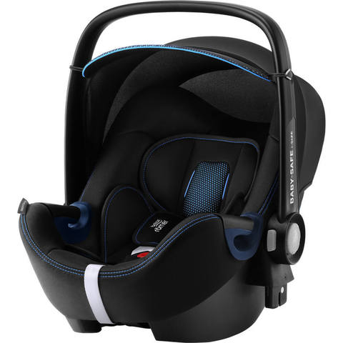 Автокресло Britax Roemer Baby-Safe2 i-Size Cool Flow Blue
