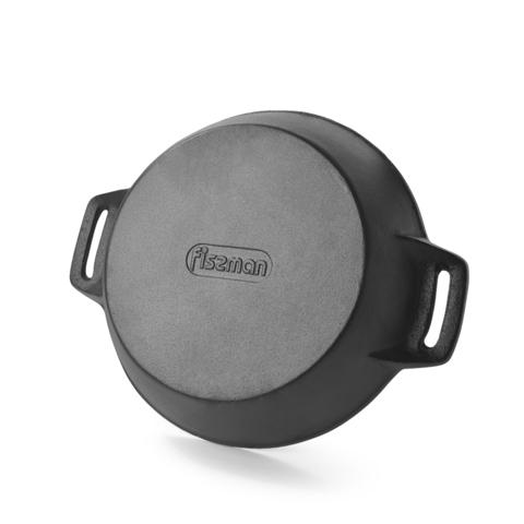 4076 FISSMAN Сковорода чугунная 30 см,  купить