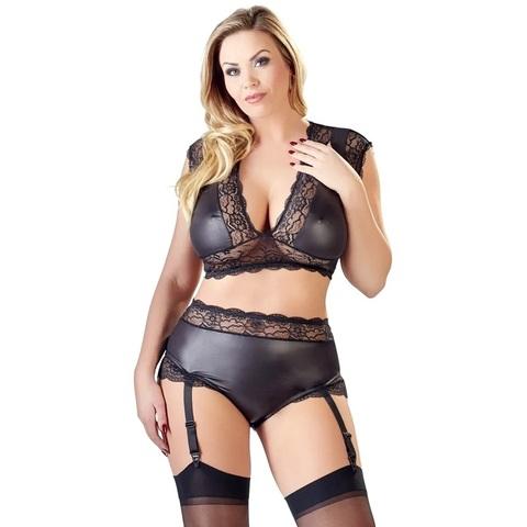 Сексуальный комплект с топом и шортами (BS)