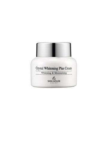 Осветляющий крем против пигментации для лица The Skin House Crystal Whitening Plus Cream