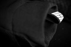 Мотокуртка - ICON OVERLORD (текстиль, черная)
