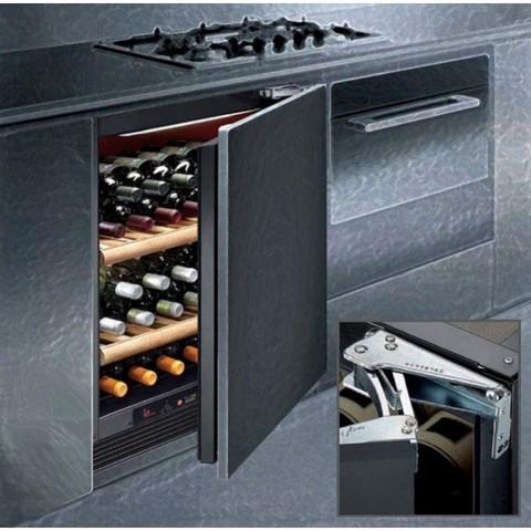 Встраиваемый винный шкаф IP Industrie CIR 140 CF X