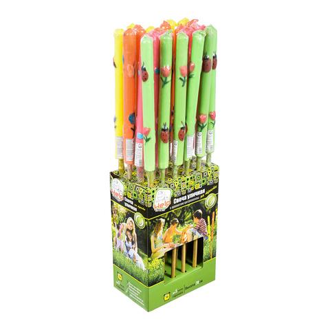 Свеча ароматизированная на трости, 70 см