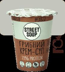 Грибной крем-суп, 50 гр.