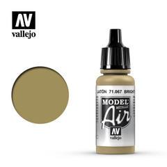 Model air 067-17ml. Bright brass (metallic)