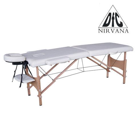 Массажный стол DFC NIRVANA Optima Cream (TS2021D_BC)