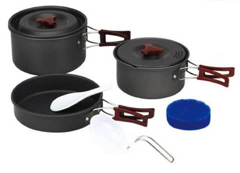 Картинка набор посуды Fire Maple FMC-202  - 1