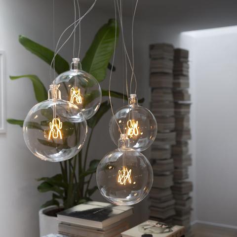 Подвесной светильник Flos Bulbo57