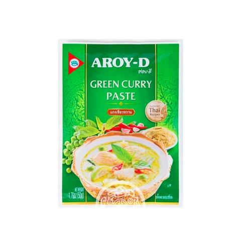 Паста Карри зелёная 50г Тайланд