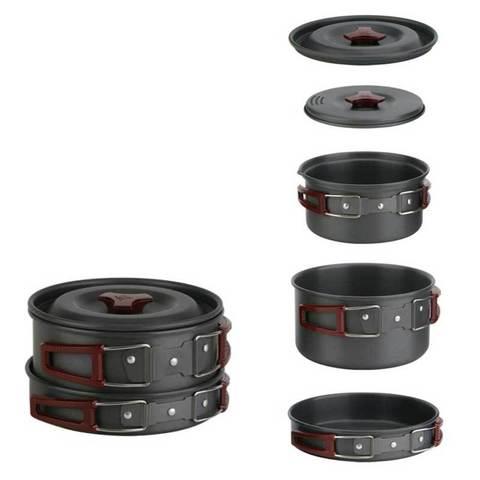 Картинка набор посуды Fire Maple FMC-202  - 2