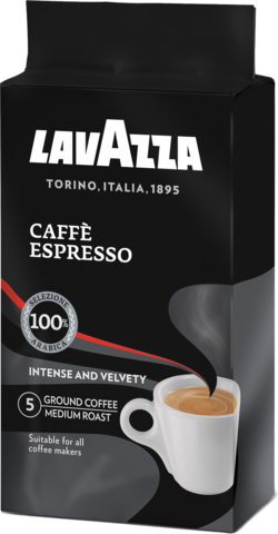 Кофе LAVAZZA молотый 250 гр.