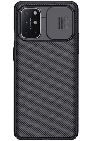 Чехол для OnePlus 8T от Nillkin серия CamShield Case с защитной крышкой для задней камеры