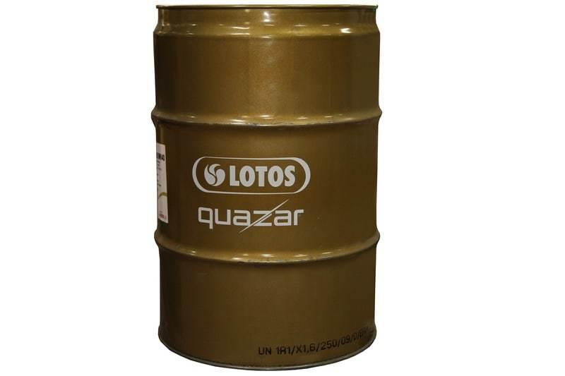LOTOS QUAZAR SAE 5W-40 масло моторное 50 кг Бочка