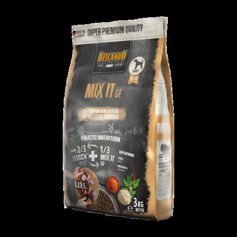 Belcando Mix It GF Сухой корм для собак, склонных к аллергии (беззерновой)