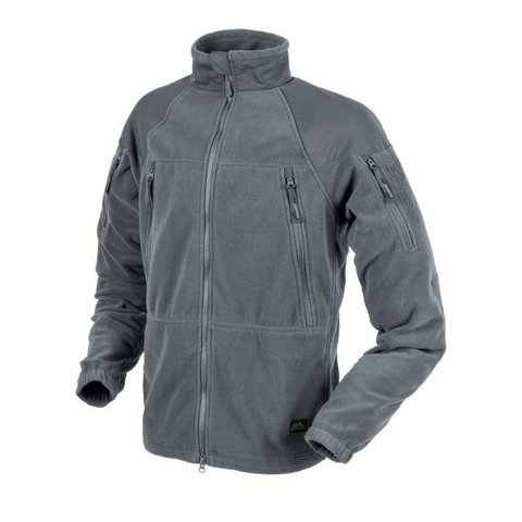 Толстовка Helikon STRATUS Jacket - Heavy Fleece - Shadow Grey