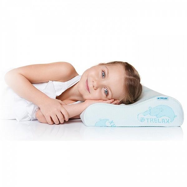 Подушки TRELAX Ортопедическая подушка для детей старше 3-х лет RESPECTA BABY П25.jpg