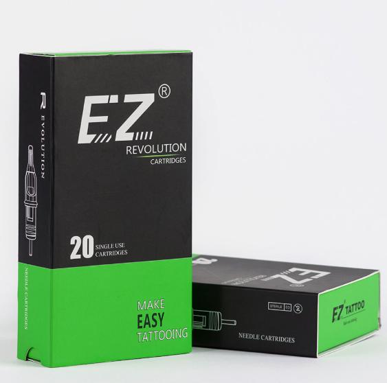 Картридж для тату  MAGNUM EZ Revolution 1205M1-1  Regular L-Taper  ( цена за 5шт и 20шт)