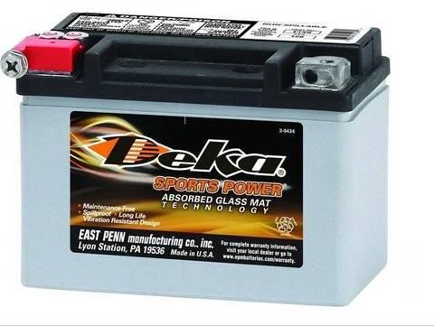 Аккумулятор DEKA ETX16
