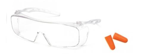 Защитные очки Pyramex Cappture (S9910ST)