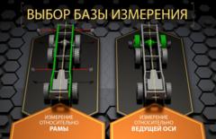 Стенд сход-развал Техно Вектор 7 Truck T 7204 HT S