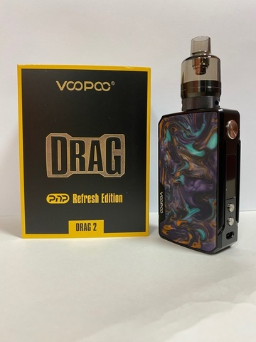 Набор Drag 2 Refresh Kit by Voopoo 177w 4.5мл