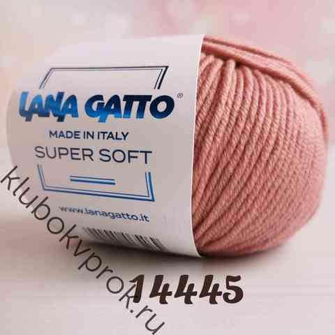 LANA GATTO SUPER SOFT 14445, Ягодный сорбет