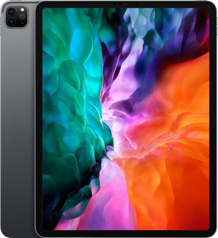 Планшет Apple iPad Pro 12.9 Wi-Fi 128GB (2020) (Серый космос)
