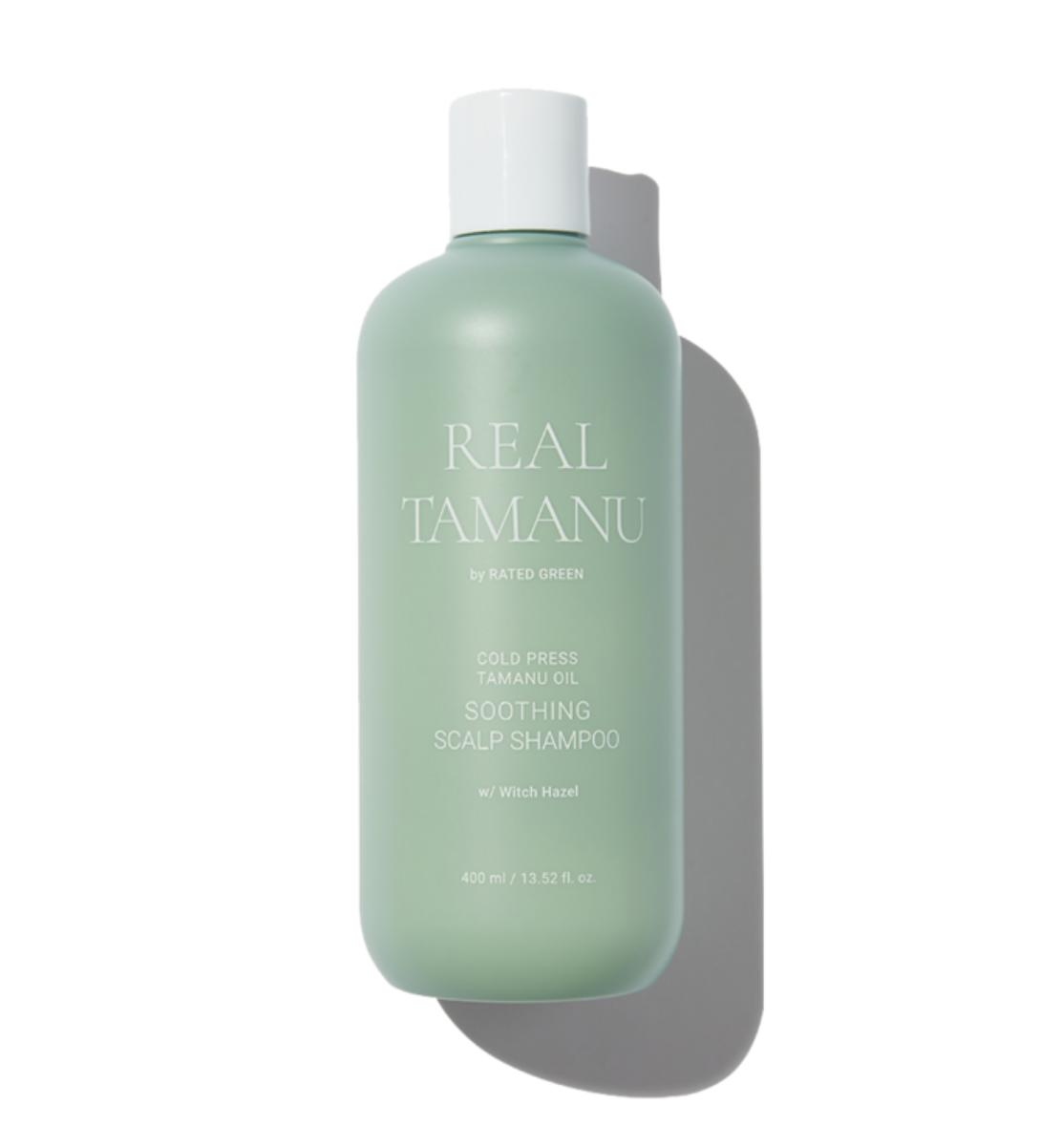 Шампунь Rated Green Real Tamanu Soothing Scalp Shampoo 400 мл