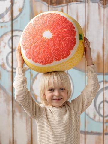 Подушка декоративная Gekoko «Грейпфрут» 4