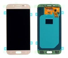LCD SAMSUNG J5(2017) J530 + Touch Gold (OLED Big Glass) MOQ:5