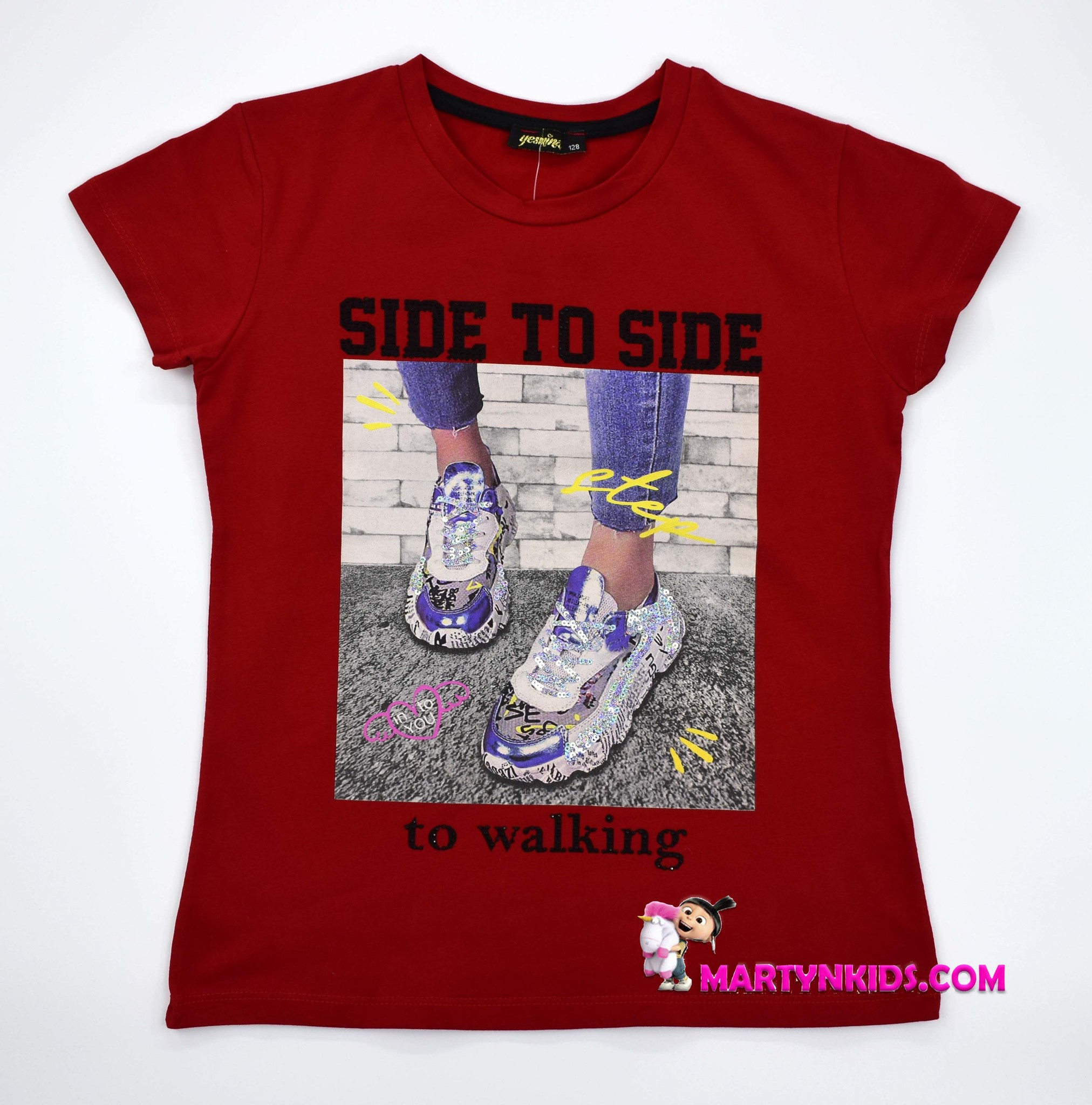 2188 футболка Прогулка