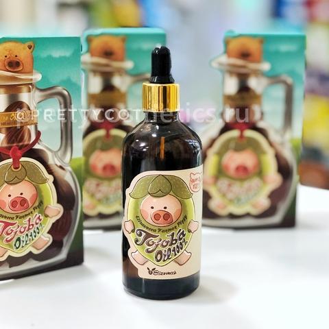 ELIZAVECCA Сыворотка с маслом жожоба 100%  Elizavecca Farmer Piggy Jojoba Oil 100%100 ml