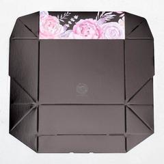Коробка складная Roses, 10  8  3.5 см