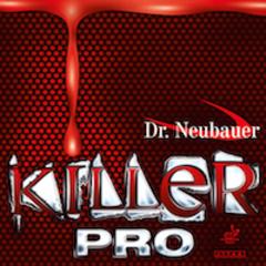 Короткие шипы DR. NEUBAUER Killer Pro