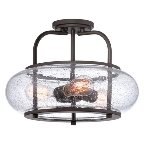 Потолочный светильник Quoizel, Арт. QZ/TRILOGY/SF/M