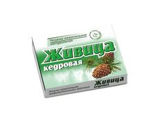 Алтайский нектар живица кедровая 0,8г.