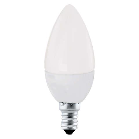 """Лампа  Eglo LED LM-LED-E14 4W 320Lm 3000K C37 """"Свеча"""" 11421"""