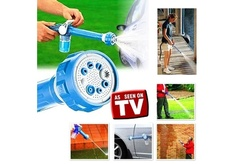 Ручной распылитель воды Ez Jet Water Cannon (8 видов струй)