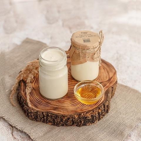 Греческий йогурт с медом 5% 170 г